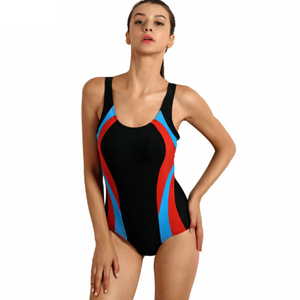 3 Color Contrast Backless Monokini-women fitness-wanahavit-S-wanahavit