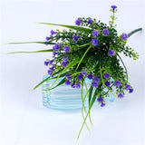 Artificial Baby's Breath Plant-home accent-wanahavit-Plum-wanahavit