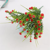 Artificial Baby's Breath Plant-home accent-wanahavit-Rose Red-wanahavit