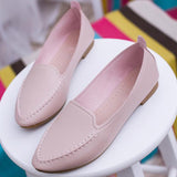 Summer Style Slip On Pointed Shoes-women-wanahavit-Pink-4-wanahavit