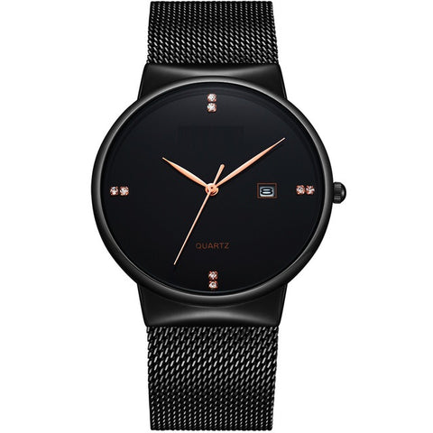 Elegant Minimalist Ladies Watch