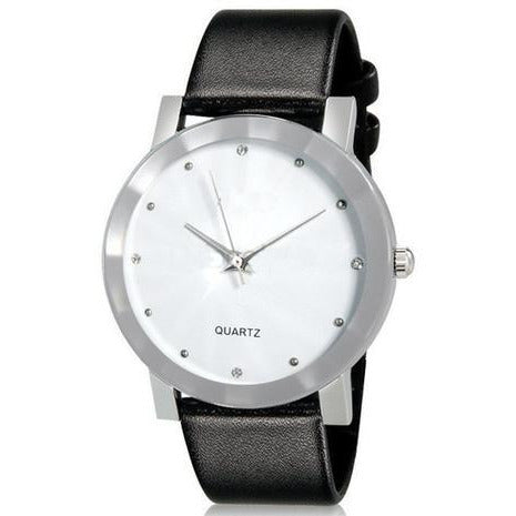 Casual Elegant Waterproof Wristwatch-unisex-wanahavit-BW-wanahavit