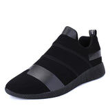 Breathable Walking Slip On Casual Shoes-unisex-wanahavit-Black-7-wanahavit