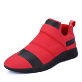 Breathable Walking Slip On Casual Shoes-unisex-wanahavit-Red-7-wanahavit