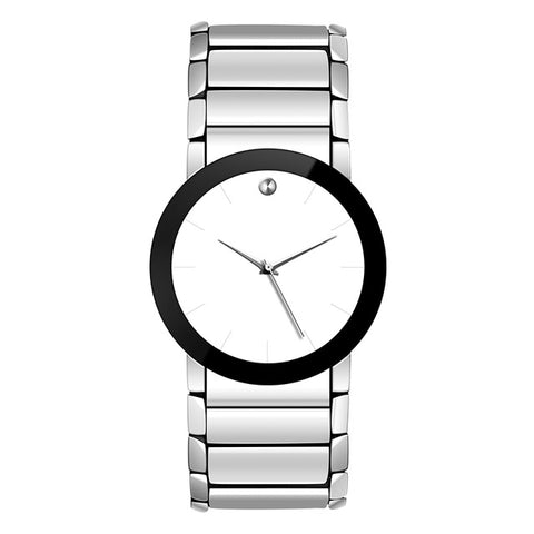 Minimalist Luxury Waterproof Wristwatch-women-wanahavit-White-wanahavit
