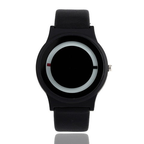Creative Business Quartz Wristwatch-unisex-Black-wanahavit