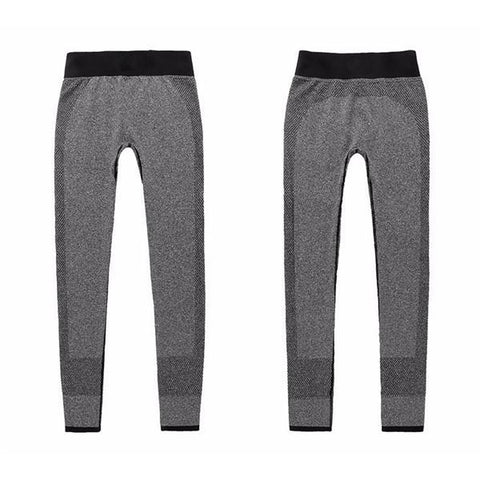 Professional Quick Drying Legging-women fitness-wanahavit-Gray-S-wanahavit