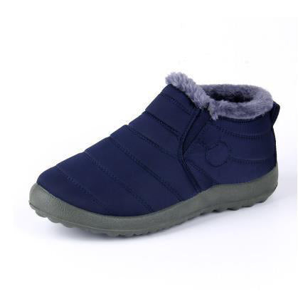 Warm Waterproof Winter Shoes