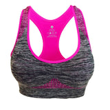 Bustier Push Up Fitness Bra