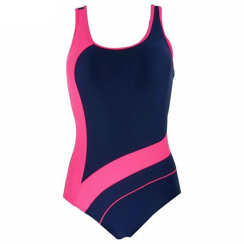 2 Color Splice Contrast Backless Monokini-women fitness-wanahavit-01-S-wanahavit