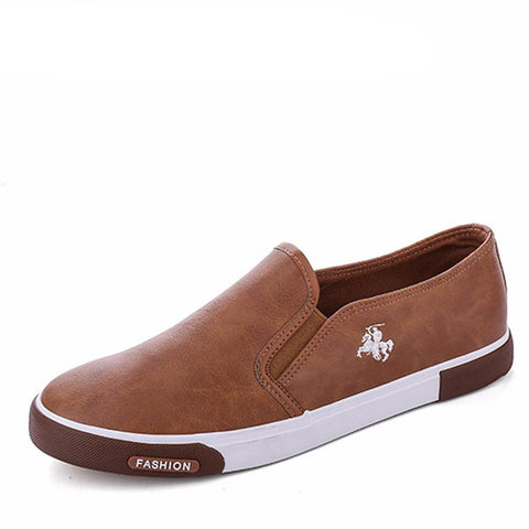 Breathable High Quality Casual PU Leather Shoes - unisex - wanahavit