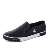 Breathable High Quality Casual PU Leather Shoes-unisex-wanahavit-Black-6.5-wanahavit