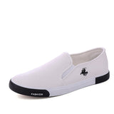 Breathable High Quality Casual PU Leather Shoes-unisex-wanahavit-White-6.5-wanahavit