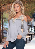 Sexy Floral Lace Off Shoulder Loose Long Sleeve-women-wanahavit-gray-S-wanahavit