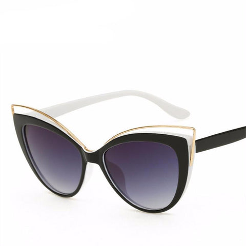 Luxury Charm Cat Eye Sunglass