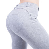 High Quality Low Waist Skinny Pants