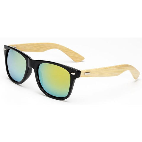 100% Bamboo Sunglasses