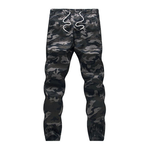 Camouflage Military Harem Pants