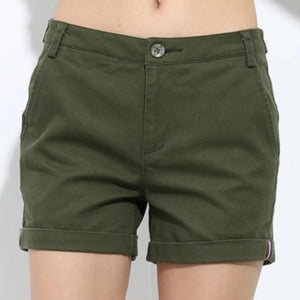 Summer Slim Mini Sexy Cotton Shorts-women-wanahavit-A-26-wanahavit