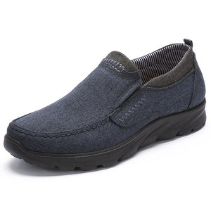 Breathable Mesh Casual Slip On Comfortable Shoes-men-wanahavit-Grey Shoes-6-wanahavit