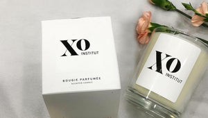 XO Institut launches a personalized candle for the holiday season!