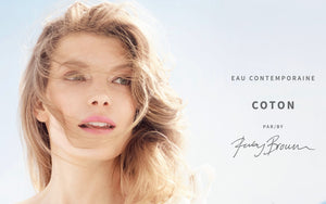 Eau Contemporaine Coton perfume is back in all Simons stores across Canada!