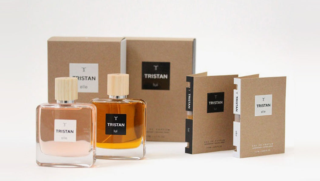 Ruby Brown et Parfum Tristan