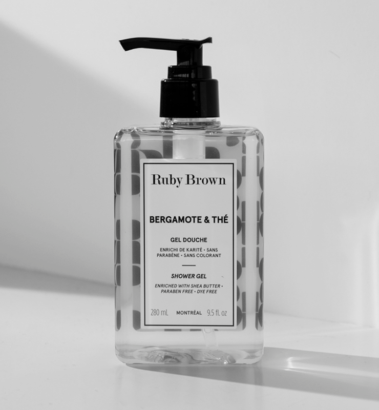 Shower gel Bergamot & Tea