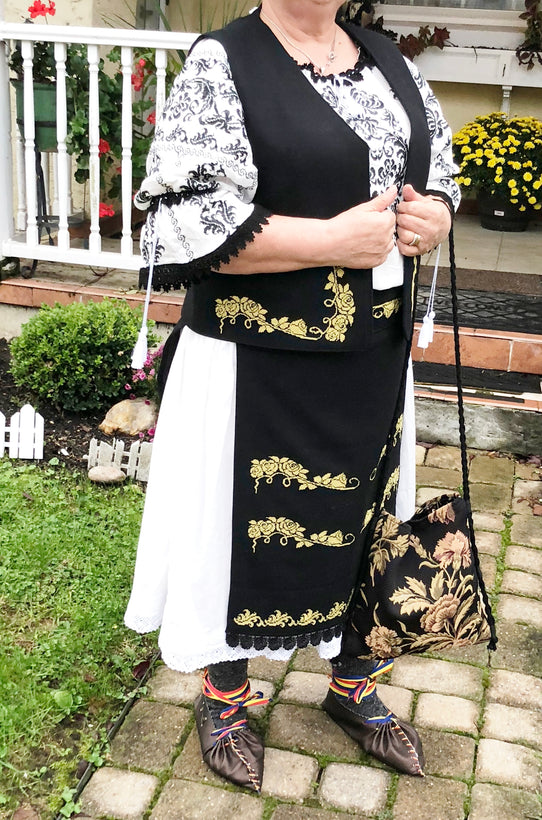 Romanian Traditional Folk Costumes