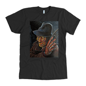 Freddy Krueger With Brimmed Hat From Nightmare On Elm Street • Original Design By Joel Shelton • FREE Digital Horror Anthology Included With Purchase!!!