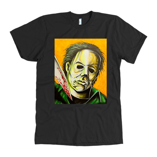 Michael Myers From Halloween • Original Design By Joel Shelton • FREE Digital Horror Anthology Included With Purchase!!!