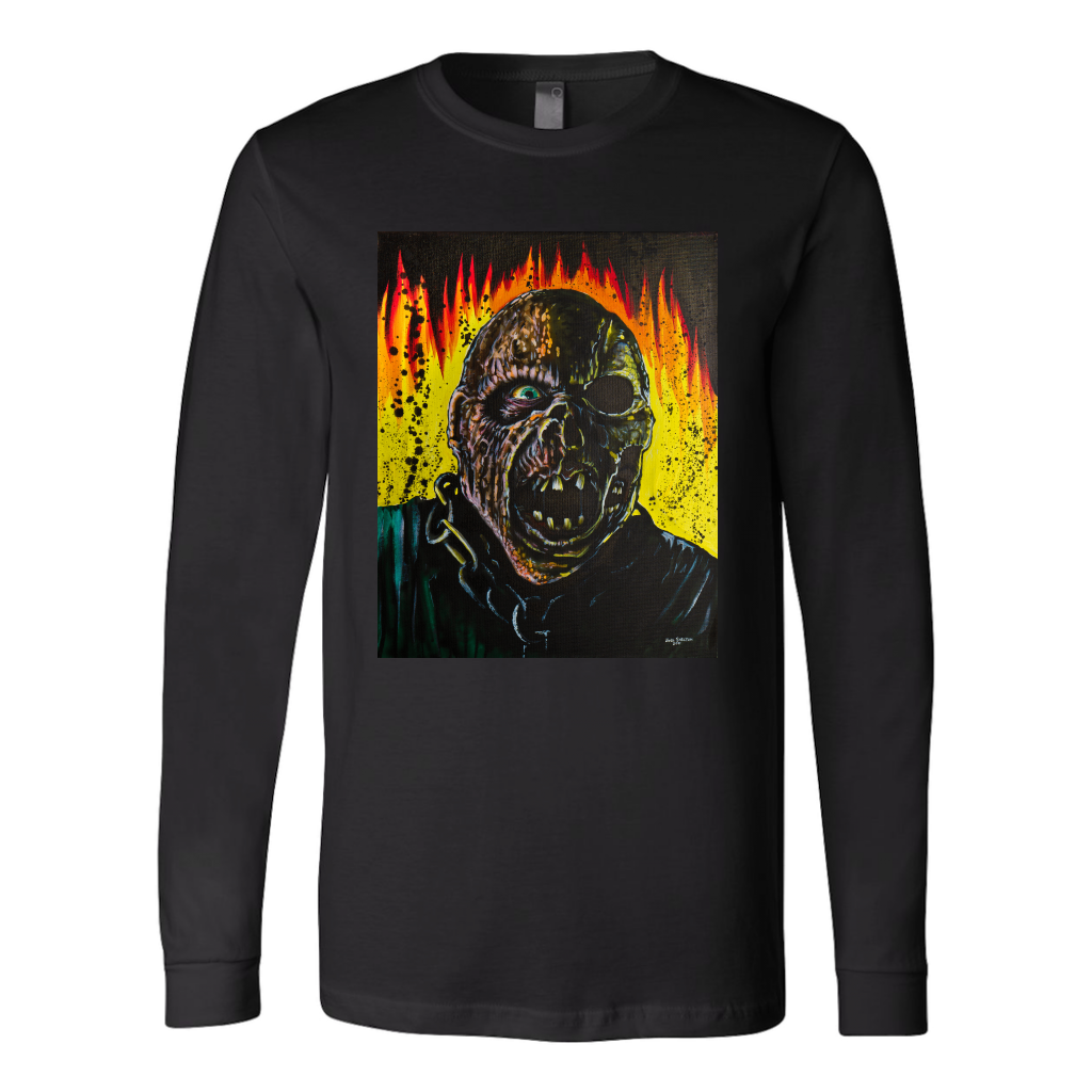 Jason On Fire From Friday The 13th Part VII • Original Design By on friday cartoons, friday quotes, friday humor, friday 12th, friday text, friday meme, friday cat,