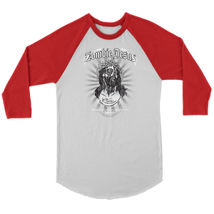Zombie Jesus Victus Excessum • FREE Digital Horror Anthology Included With Purchase!!! - House Of 1000 T Shirts