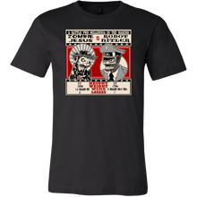 Zombie Jesus VS Robot Hitler • Original Design By Tank Standing Buffalo • FREE Digital Horror Anthology Included With Purchase!!! - House Of 1000 T Shirts