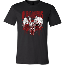 Undead Inbreds Grotesque Heads • Original Design By Tank Standing Buffalo • FREE Digital Horror Anthology Included With Purchase!!! - House Of 1000 T Shirts