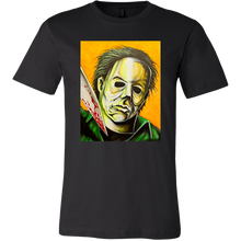 Michael Myers From Halloween • Original Design By Joel Shelton • FREE Digital Horror Anthology Included With Purchase!!! - House Of 1000 T Shirts