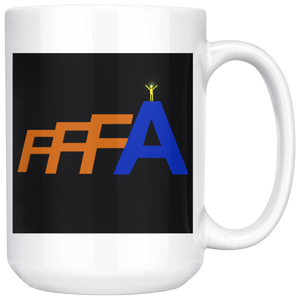 FFFA Logo Black BG • Support Freedom By Drinking Liberal Tears From The Freedom Mug