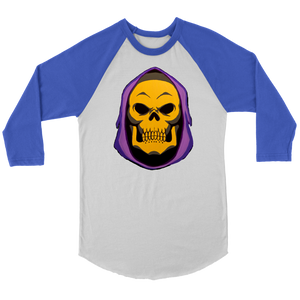 Skeletor From 80s He-Man • Original Design By Joel Shelton • FREE Digital Horror Anthology Included With Purchase!!! - House Of 1000 T Shirts