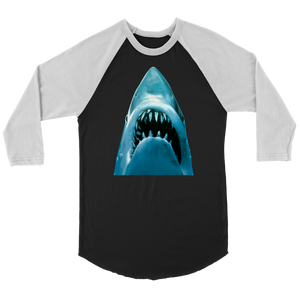 Jaws Just The Shark From The Classic Cult Hit - House Of 1000 T Shirts