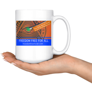 FFFA NWO Eye Poke • Support Freedom By Drinking Liberal Tears From The Freedom Mug