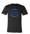 RHNP Logo Tee in Black (Unisex)