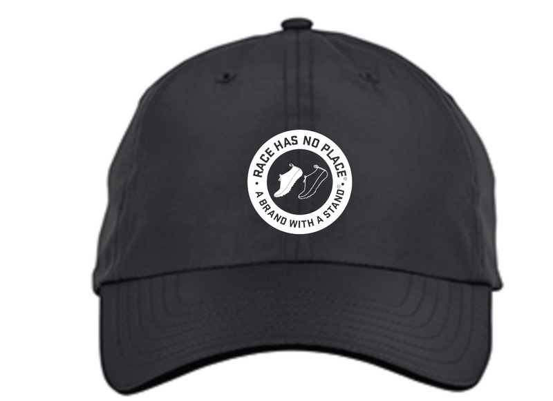 Logo Hat in Black