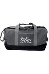 Duffel Bag in Grey