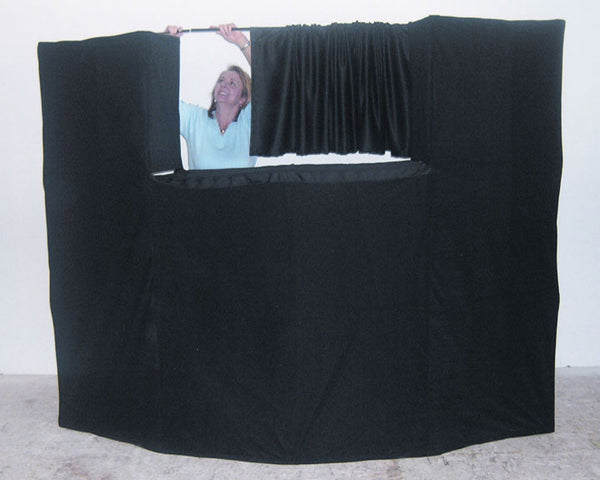 Larrikin Puppets | Portable Puppet Stage | Puppet Theatre | Portable Stage