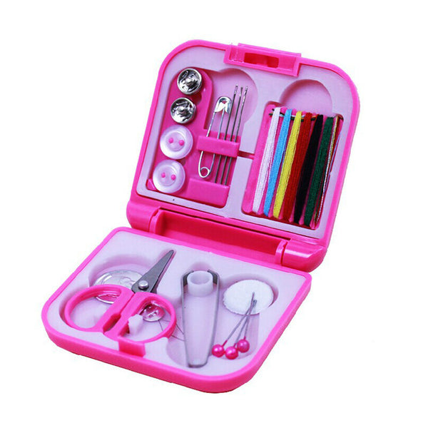 Passion for Travel | Portable Mini Sewing Kit Sewing Tools Case For Home Travel Emergency