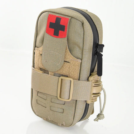 A360 Active Trauma Vehicle Kit, Tan