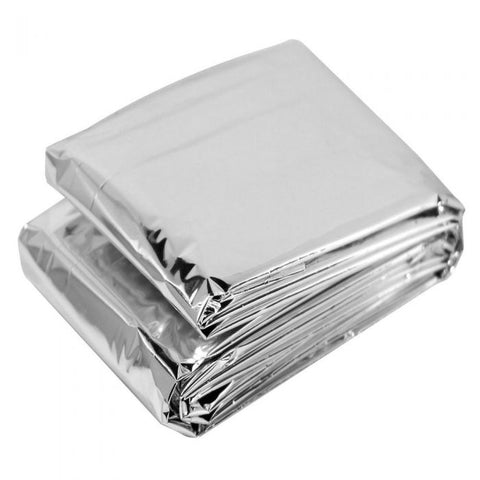 Emergency Mylar Blanket 54x84""