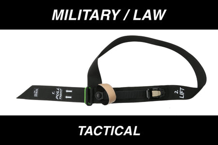 "RMT - 1.5"" Tactical Ratcheting Medical Tourniquet"