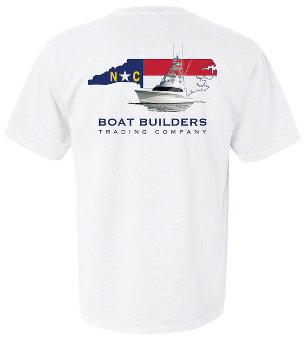 Boat Builders Trading Co. NC Caison Yachts 58'