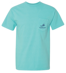 Boat Builders Trading Co. Wahoo Short Sleeve Shirt